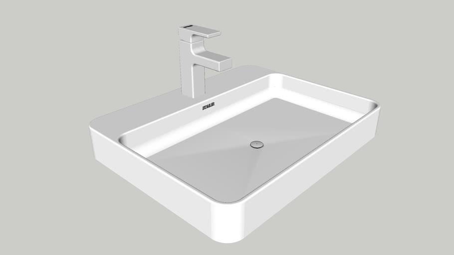 Kohler+Sink
