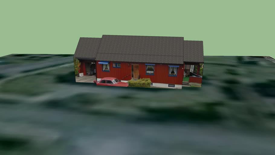 Bygning i holmestrand