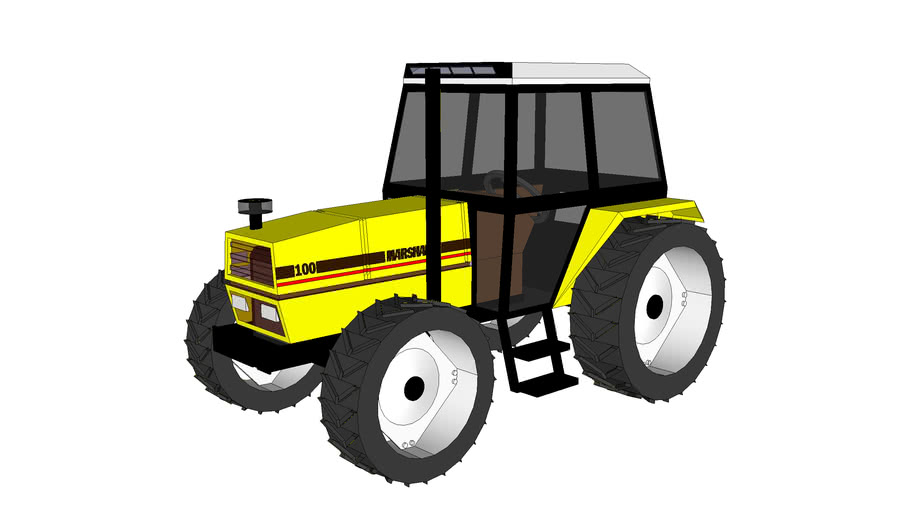 Marshall 100 tractor