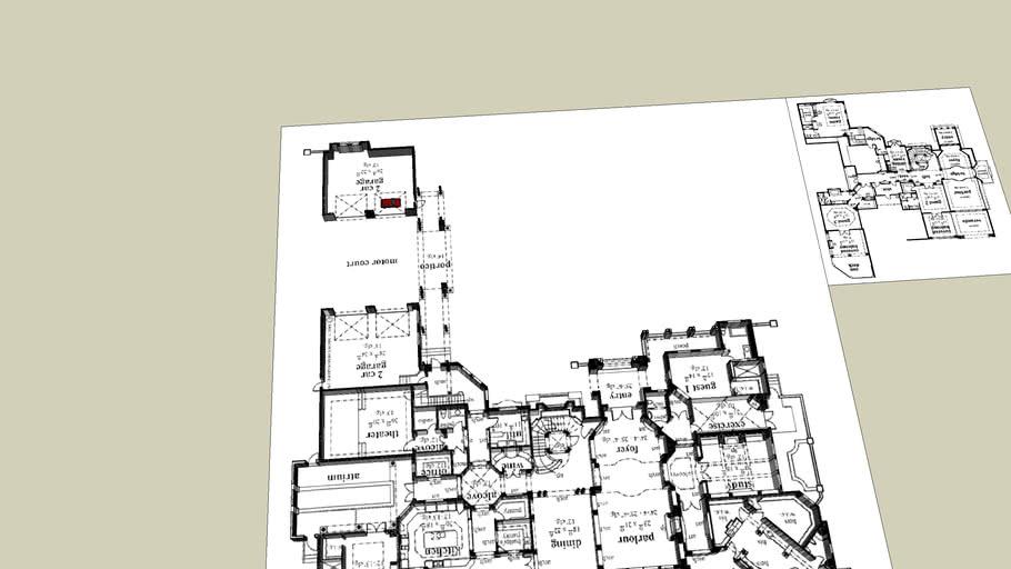 unfinished mansion