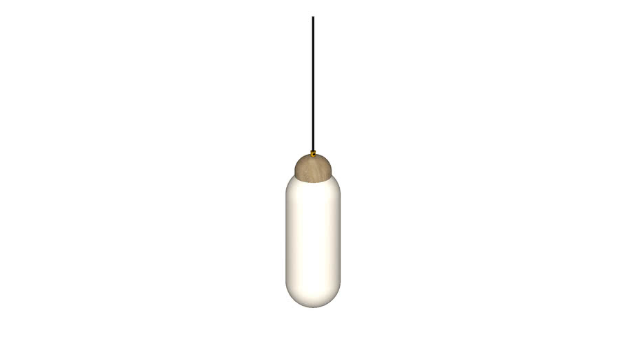 Whittington Pendant - Contemporary Lighting by Liqui