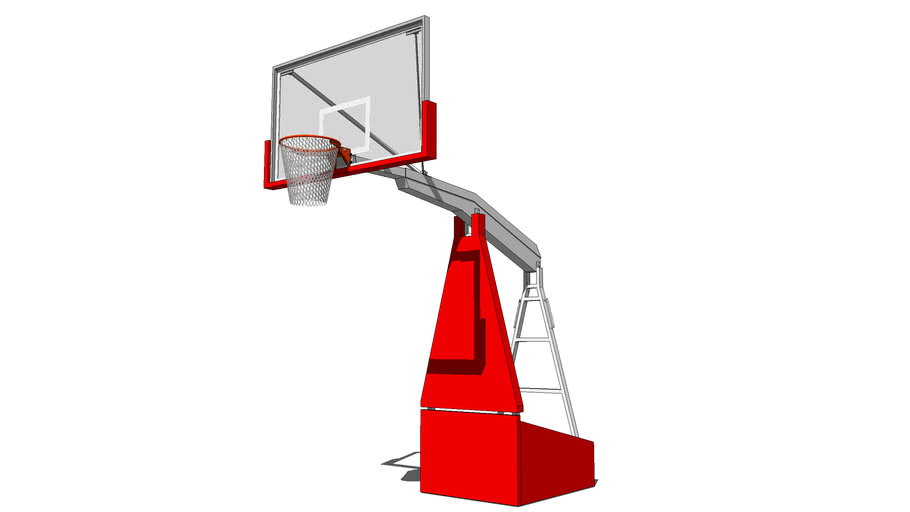 Basketball Goal - Portable