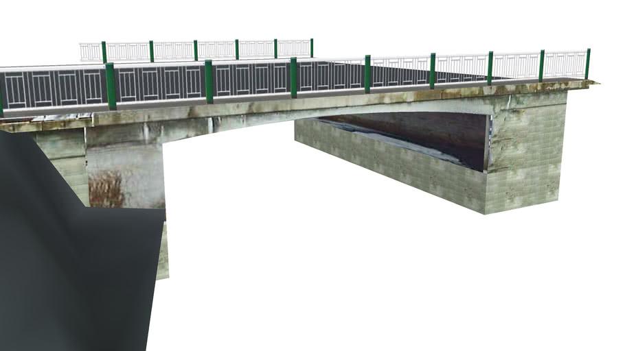 Deer Creek Road Bridge - Madoc