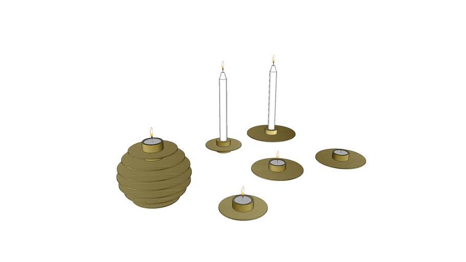Noom ORB Candle holder