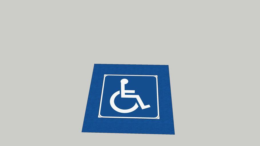 Rampa para discapacitados