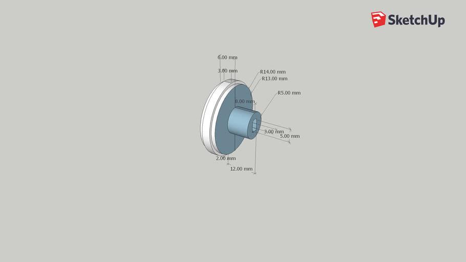 wheel prototype 2 - G122 2018