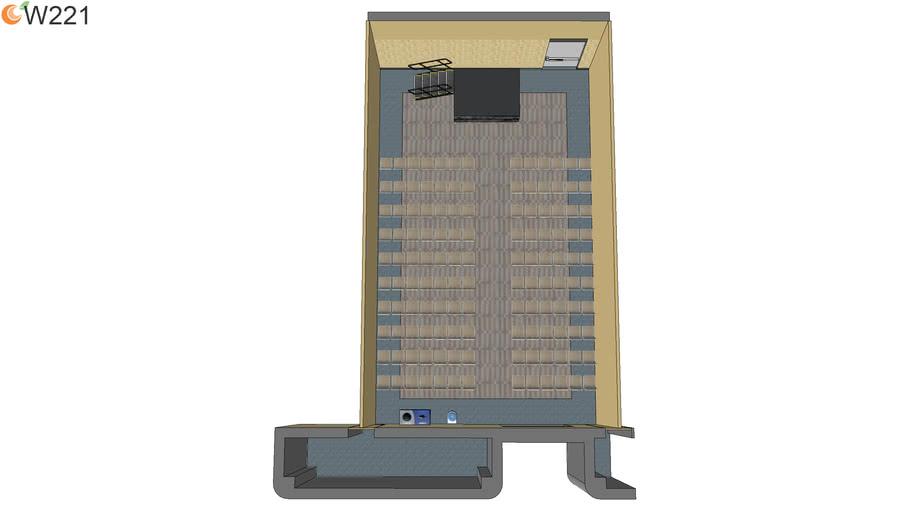 OCCC W221 D_THEATER