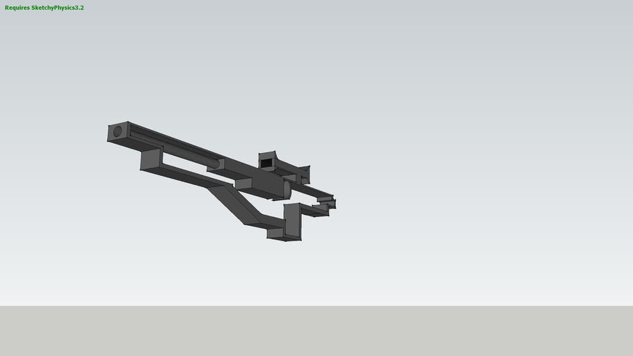 Hollow Sniper Concept Weapon.