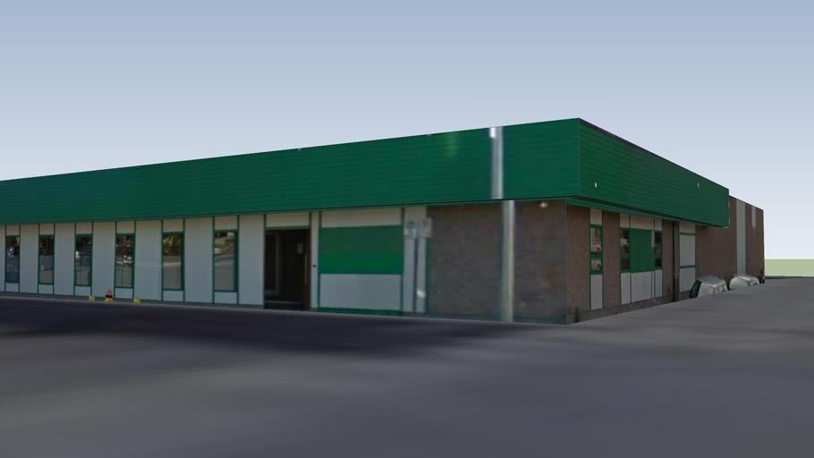 Whitehorse Building 5