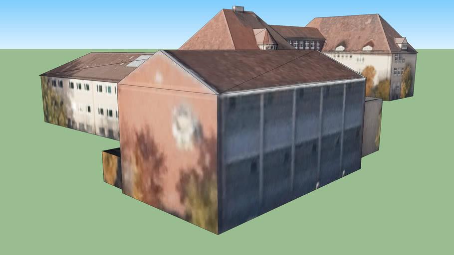 Friedrich-Wilhelm-Herschel Hauptschule in Nürnberg, Deutschland
