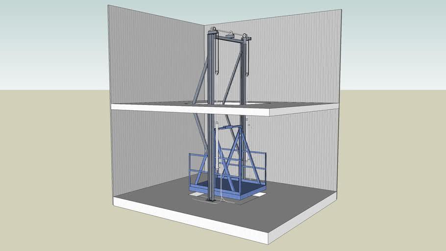 03 Series 21 Hydraulic Lift