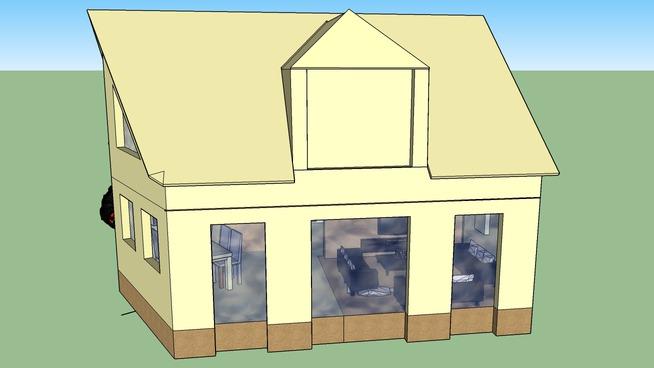 3D Wohnhaus Am Kapellenberg
