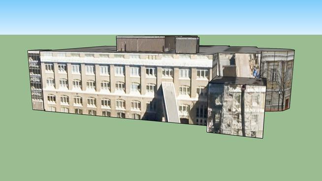 Sandford Fleming Building