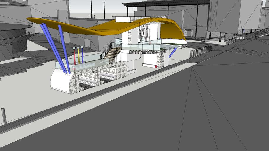 ARCH1101 Design Studio Exp2 Final Submission CHEN Xiang (Vincent)