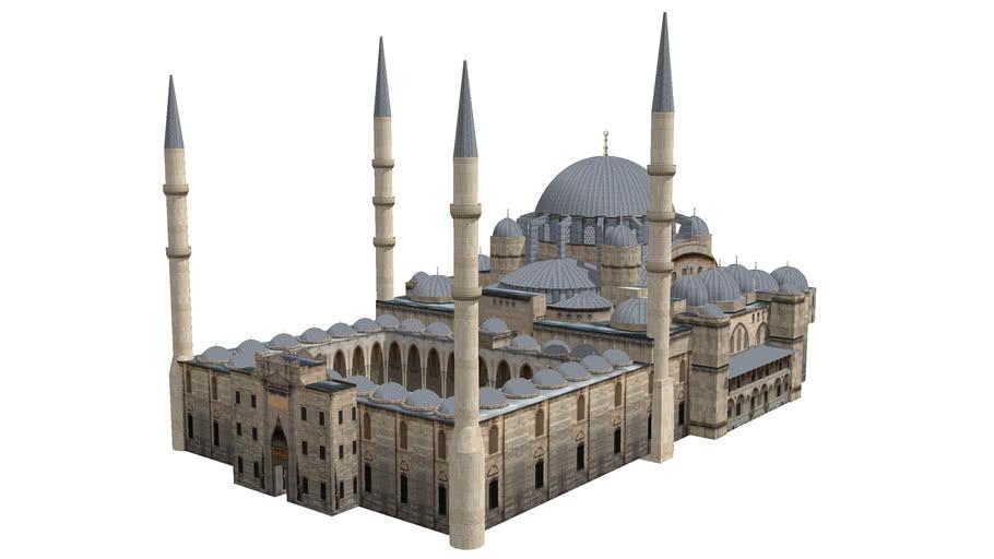 Süleymaniye Mosque,Istanbul, Turkey