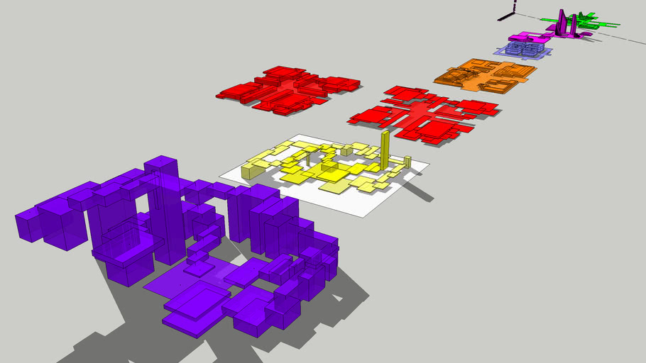 3DGameDesignLevels7Pack1