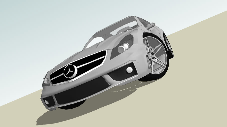 2009 Mercedes-Benz SL65 ///AMG