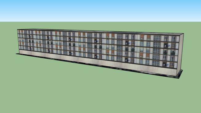 Voltino - Zgrada