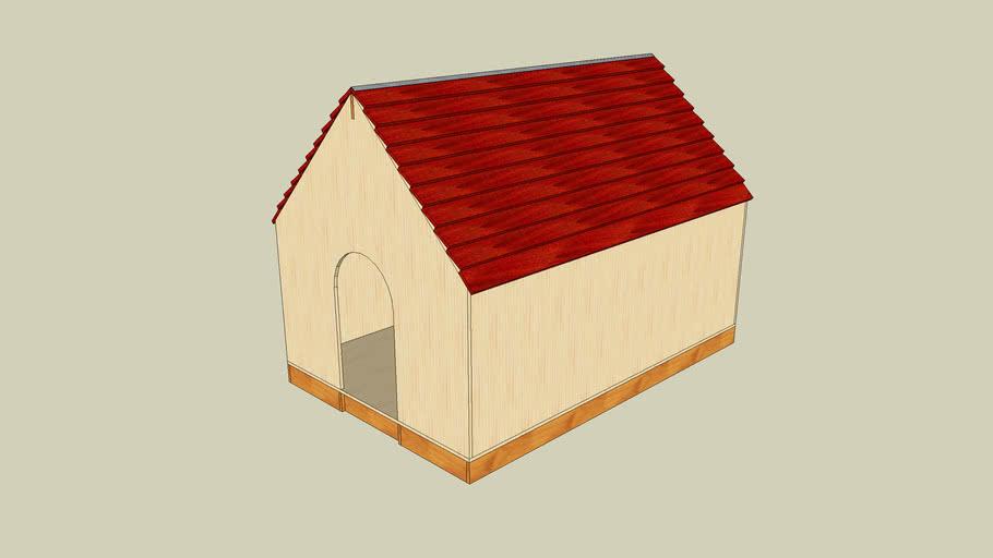 Dog house - plans