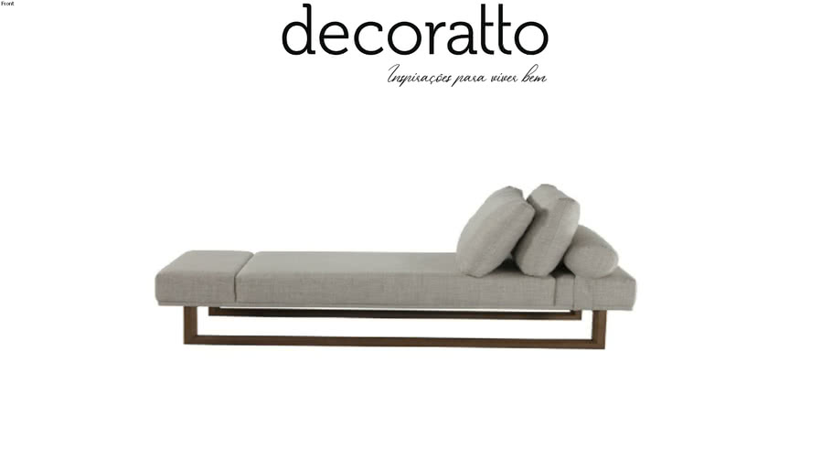 CHAISE DECORATTO CATERINE