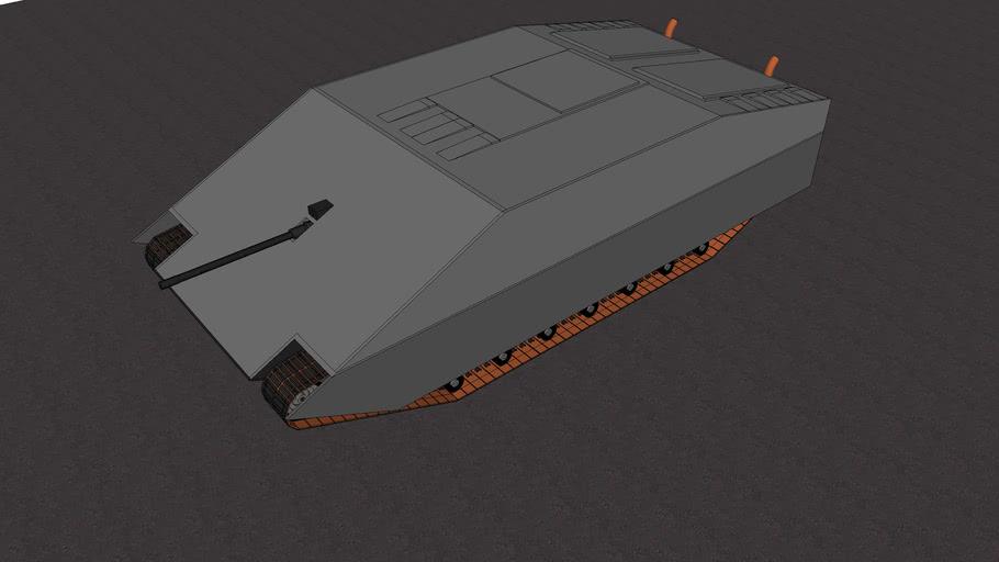 AAV-1 (Armadillo); Anti-Armor Vehicle Mark 1