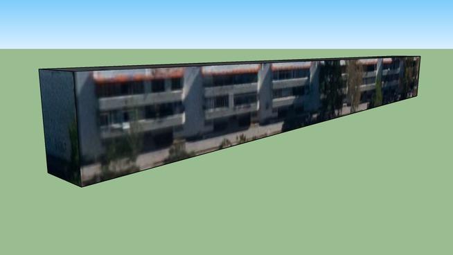 Building in De Las Magnolias, Mendoza, Mendoza Province, Argentina