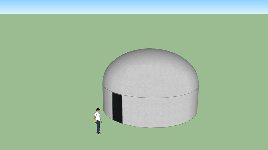 3rd Dome House