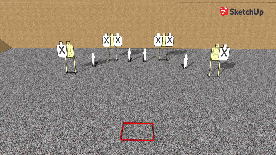 easy ipsc stages