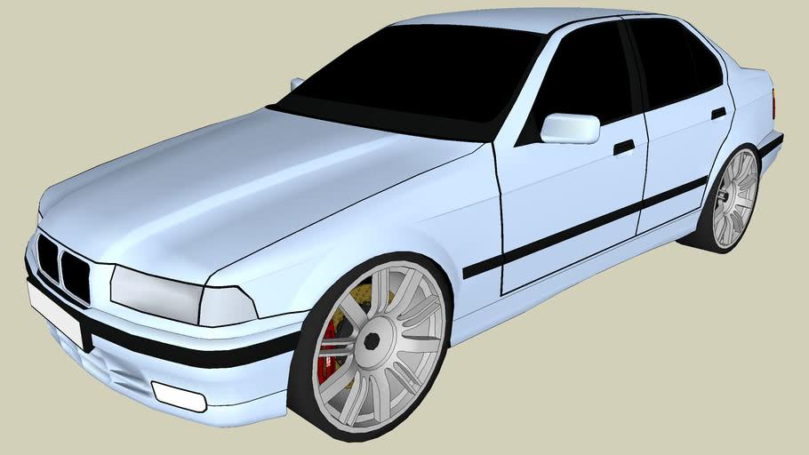 Modified BMW 325I