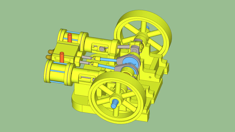 Modeling a Steam Engine