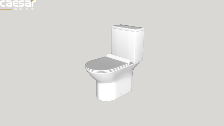 Caesar Toilet C1551