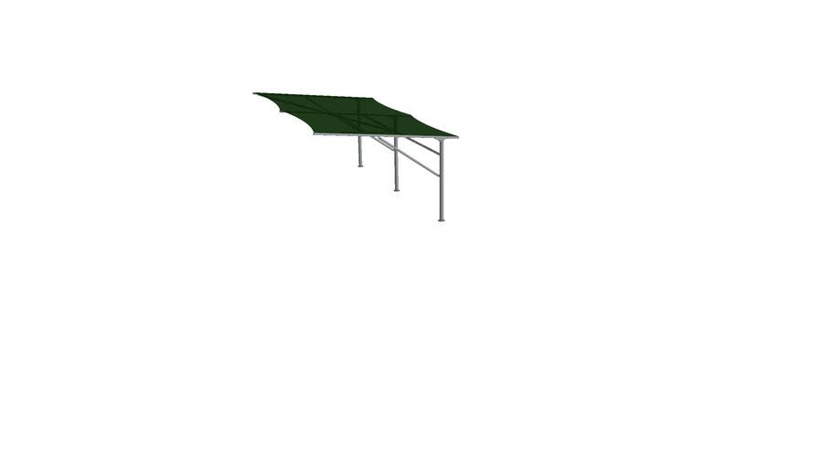 grandstand shade sails