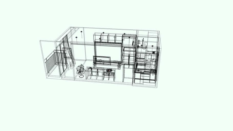 Type Studio-Signature Apartemen