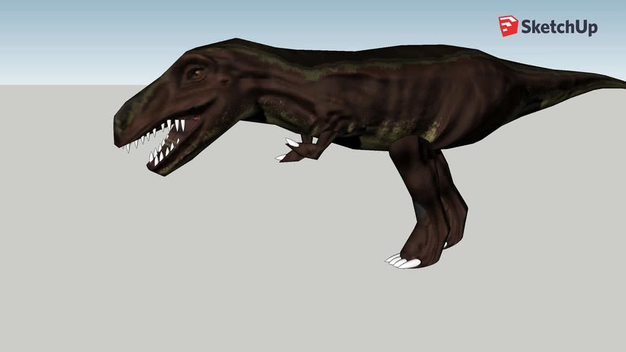 my animated tyrannosaurus rex
