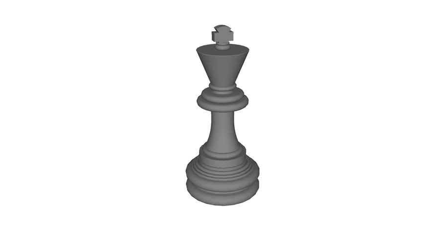 Szachy król (chess king)