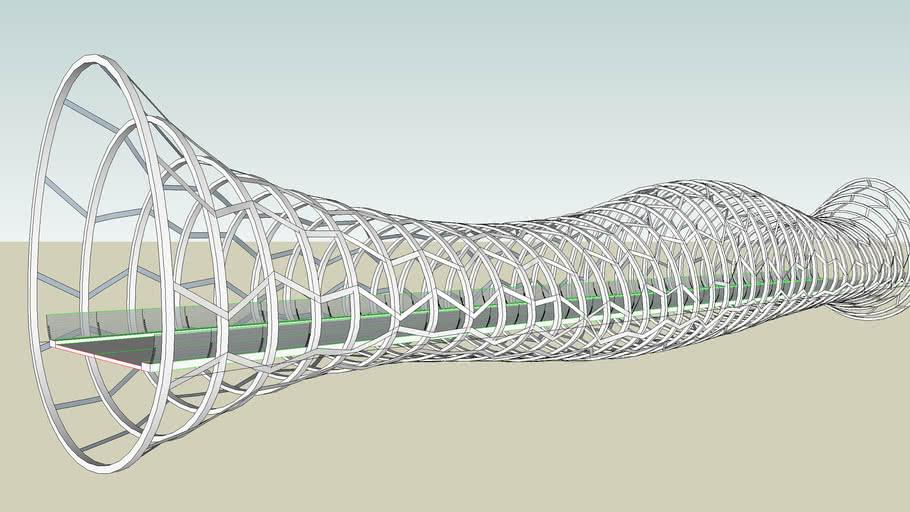 Vin Dream City Bridge Concept