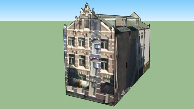 1013 NZ アムステルダム, オランダにある建物