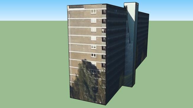 Bâtiment situé 2547 JD La Haye, Pays-Bas