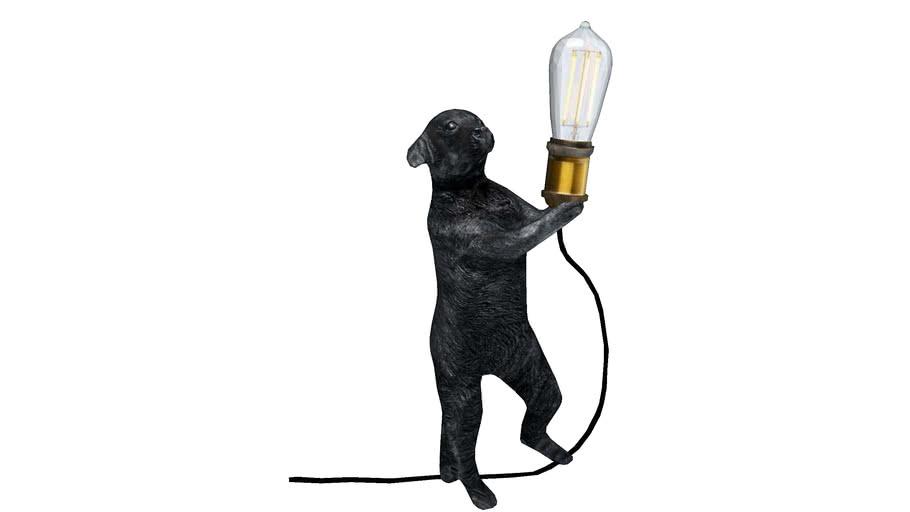 53135 Table Lamp Animal Perro