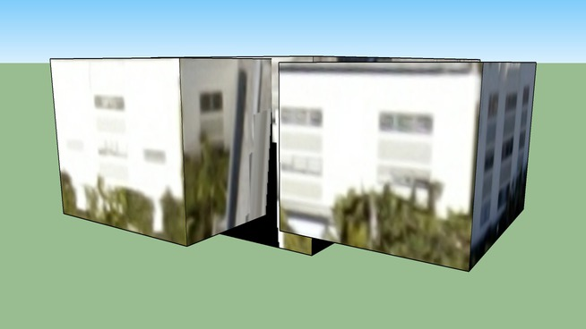 Edificio in San Diego, California, USA
