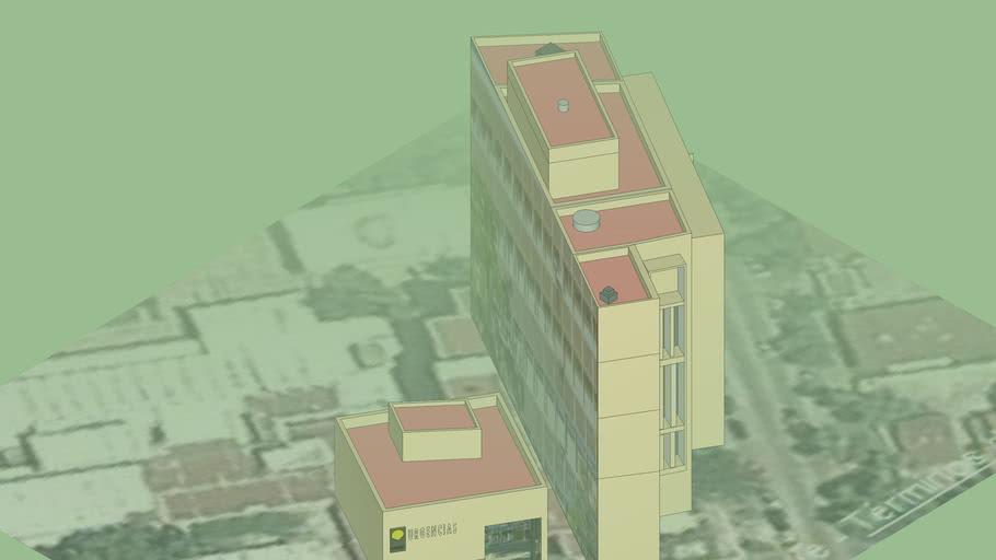 Edificio del imss