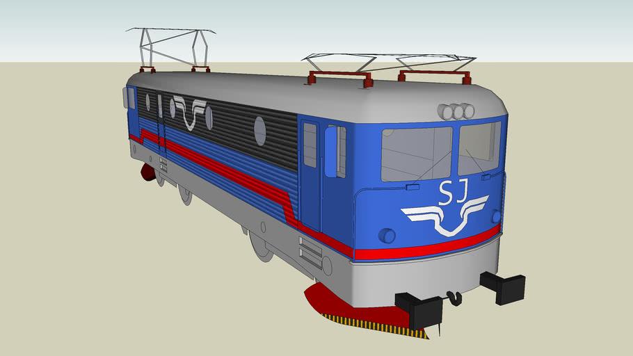 SJ Rc3 blue
