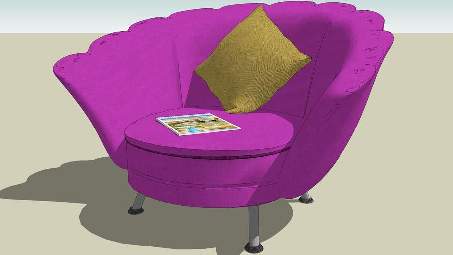 Flower Chair.