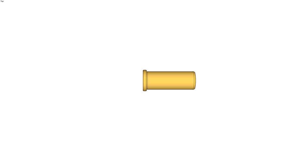 Bague bronze � collerette sans plot de centrage avec inserts graphit� standard europe et KLA