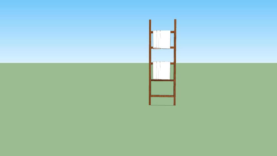 escada toalha