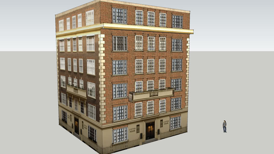 Hotel Building- Unamed Pratice Building