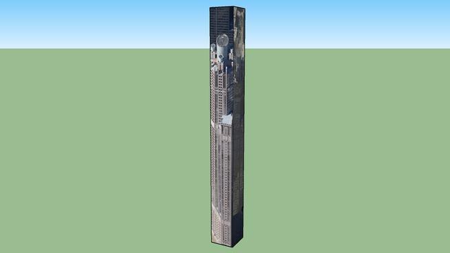 Building in Chicago, Illinois, EEUU