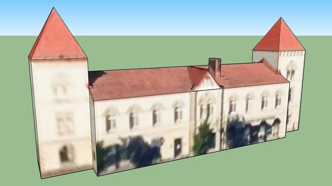 Строение по адресу Дортмунд, Германия