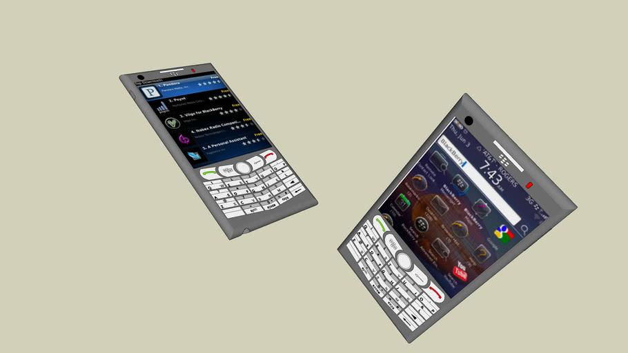 BlackBerry Pearl 9870