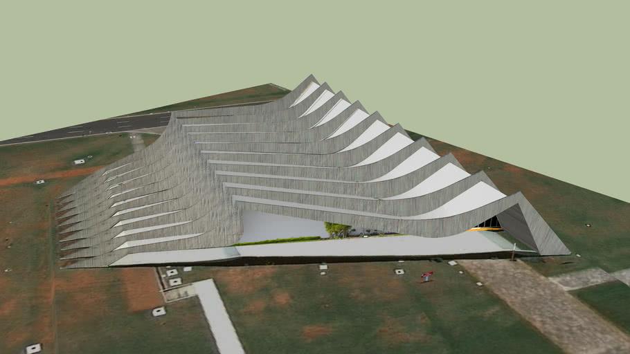 Teatro Pedro Calmon - Brasilia - DF - BrasiL